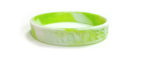 swirled Wristbands 1